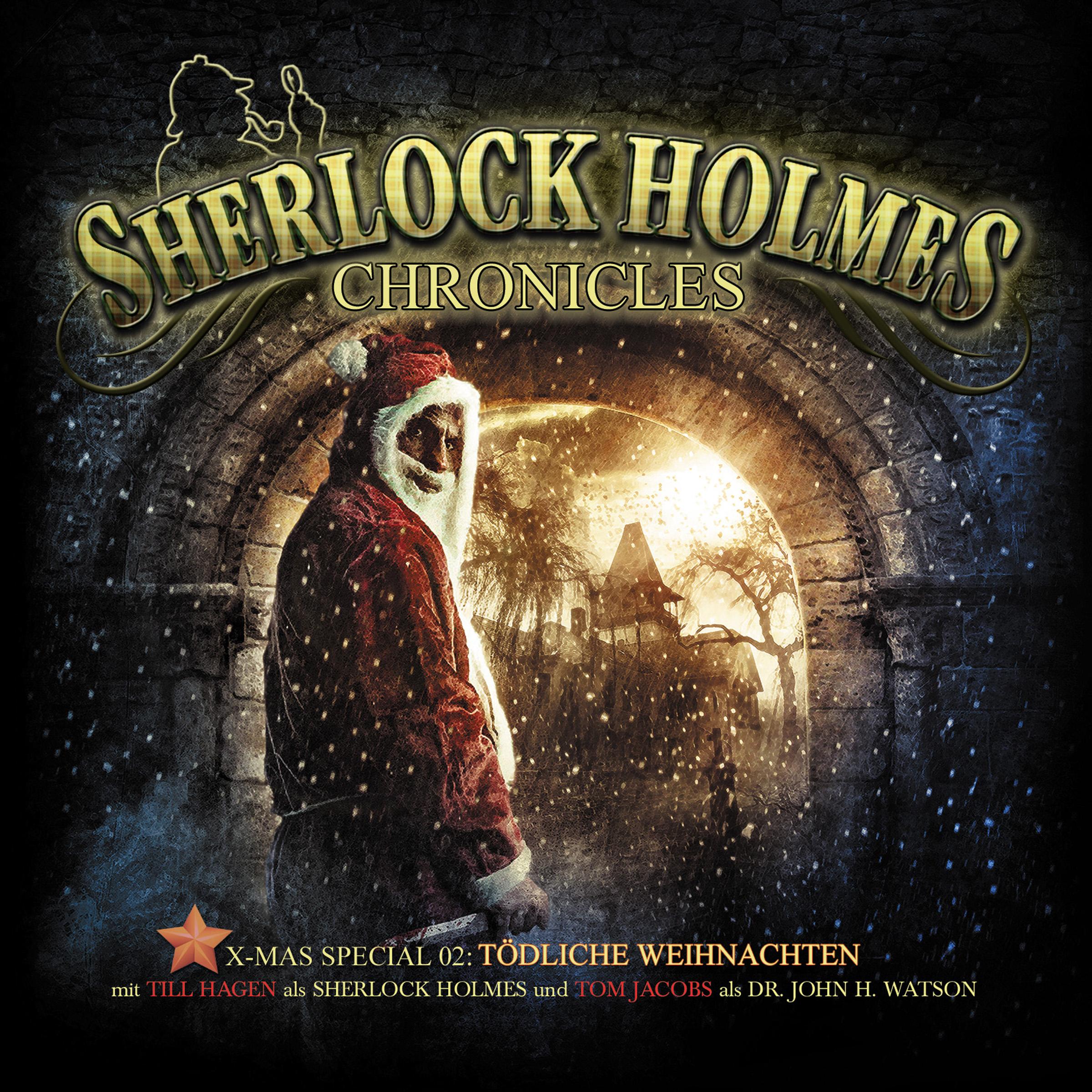 X-Mas Special – Sherlock Holmes Chronicles: 02 – Tödliche ...