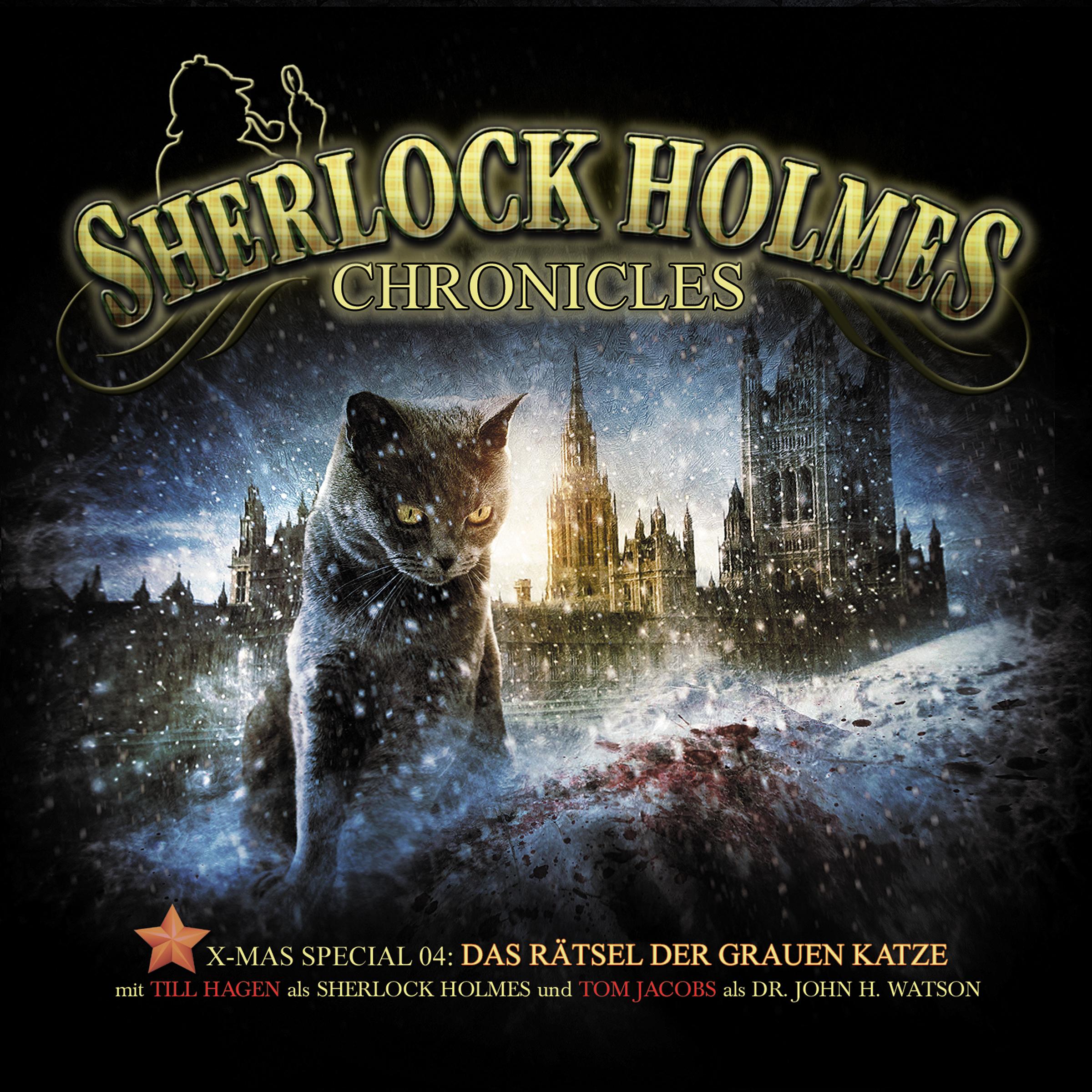 X-Mas Special – Sherlock Holmes Chronicles – Winterzeit